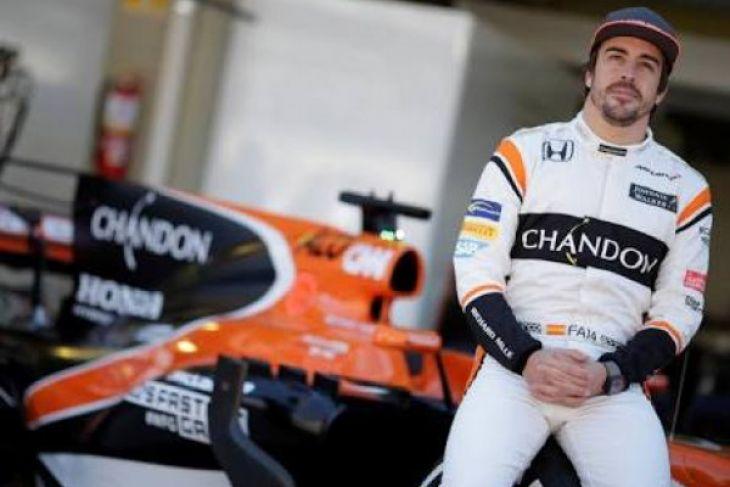 Toyota Menangi Balapan Le Mans Bersama Alonso