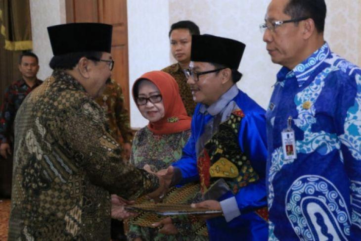 Pakde Karwo: Terima Kasih Pjs Bupati Jombang, Pjs Wali Kota Malang dan Pjs Wali Kota Kediri