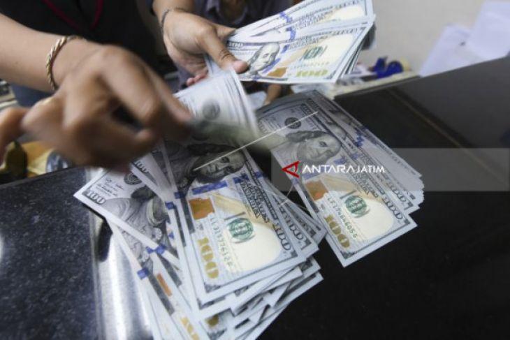 Kurs Dolar AS Terus Menguat