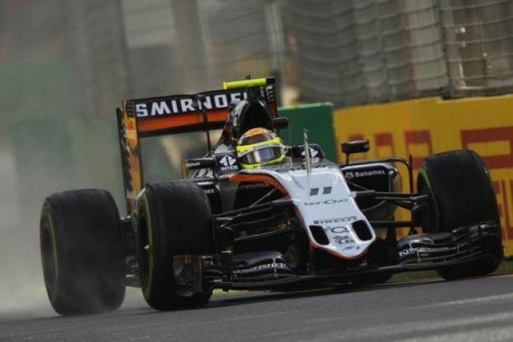 Roda Terlepas, Force India Didenda 100 Ribu Euro
