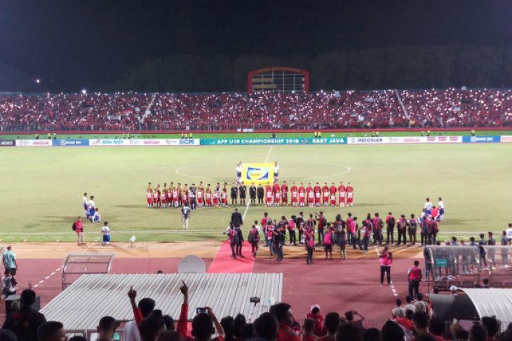 Malaysia Kalahkan Indonesia Melalui Pinalti 4-3
