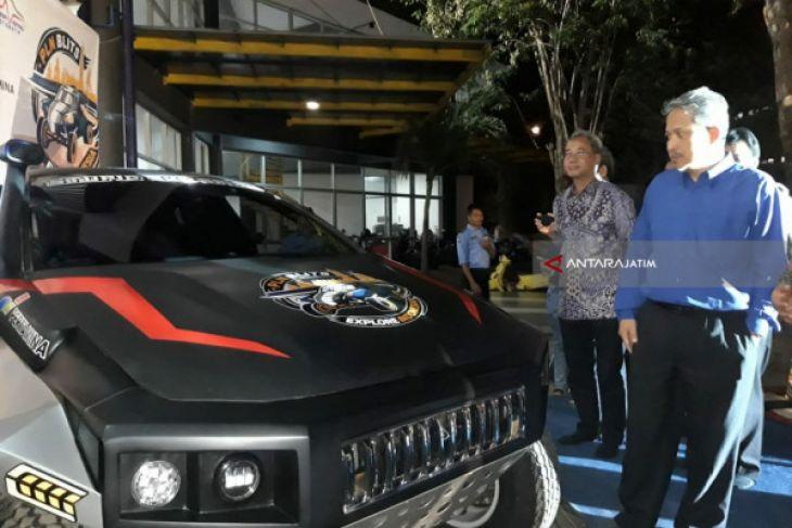 ITS Luncurkan Dua Mobil Listrik untuk Rally Dakar 2019