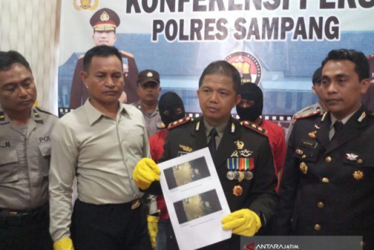 Polres Sampang Tangkap Dua Pelaku Perampokan