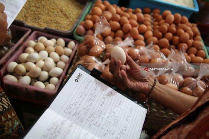Kota Kediri Alami inflasi 0,16 Persen
