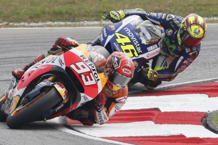 Marquez Juarai GP Thailand