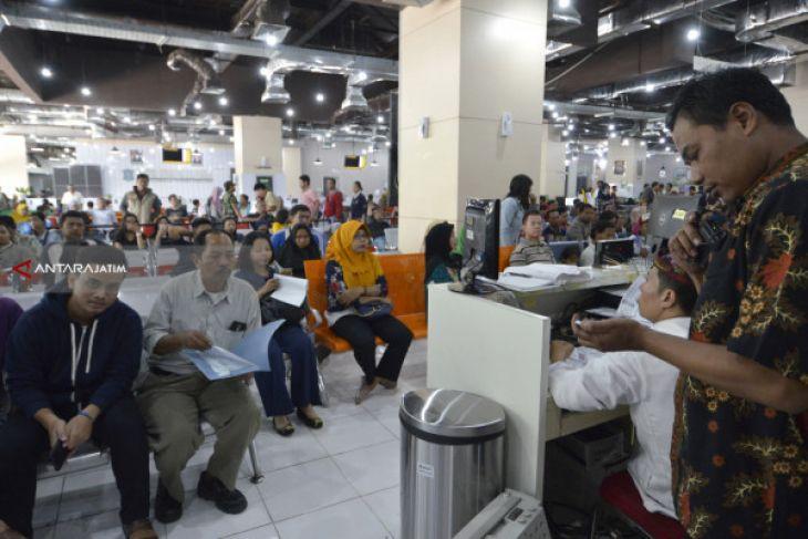 Dispendukcapil Surabaya Terapkan