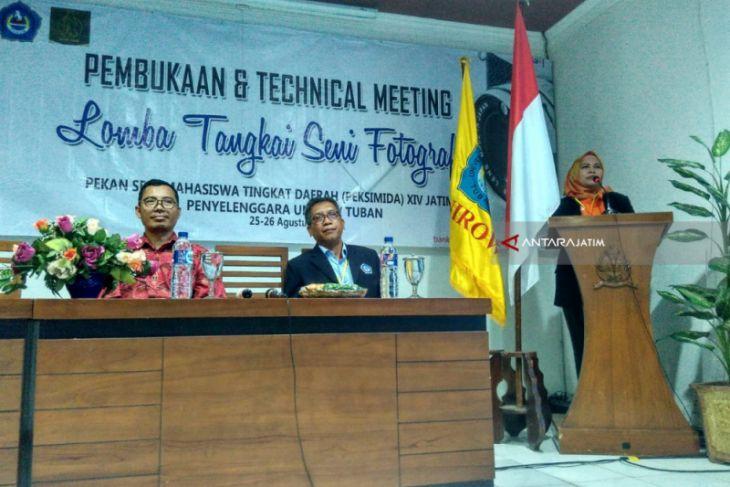 Unirow Tuban Selenggarakan Lomba Fotografi Se-Jatim (Video)