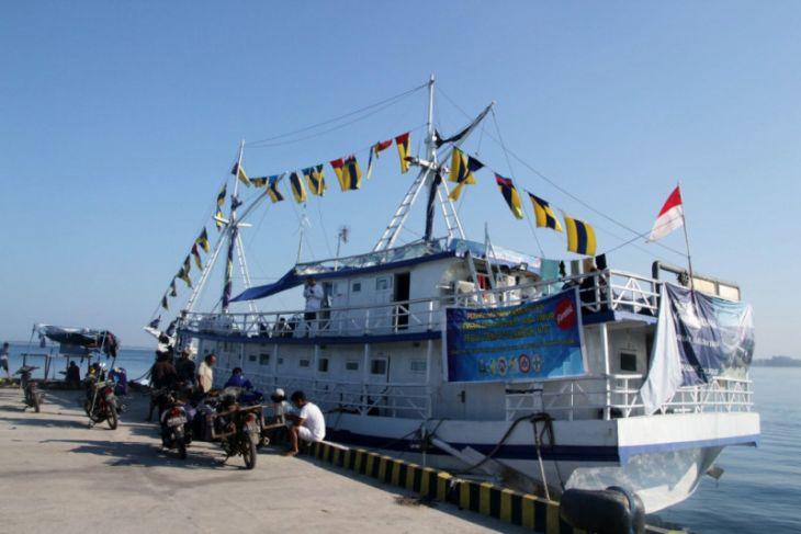 RSL Unair Tangani Penyakit ISPA Korban Gempa Lombok