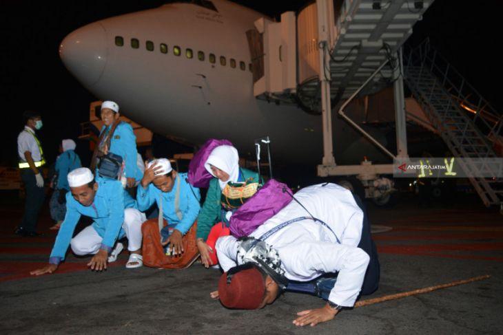 PPIH Surabaya Rampungkan Kepulangan Haji