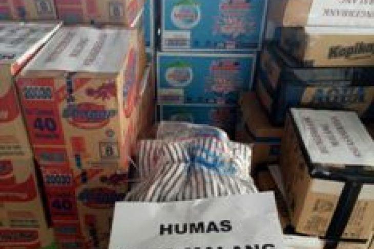 Dinsos Kota Madiun Salurkan Bantuan Korban Gempa Lombok