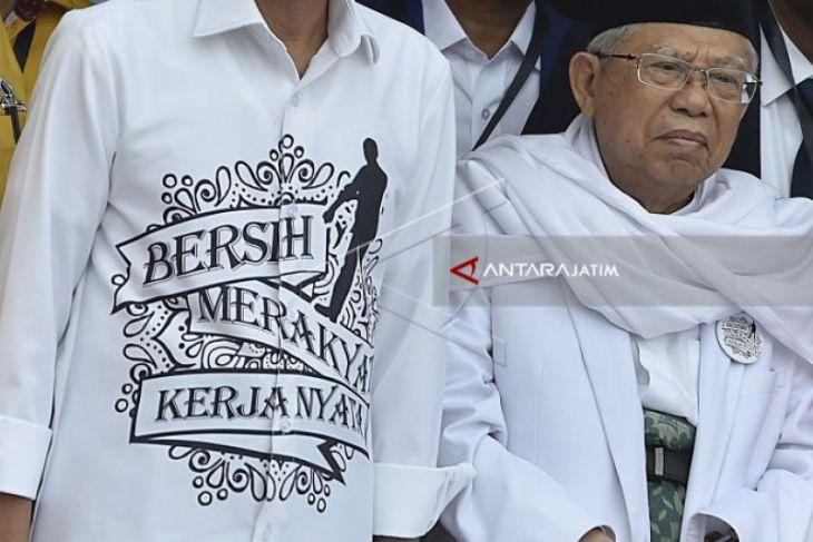 Ketua Tim Kampanye Jokowi-Ma'ruf Disebut Berinisial