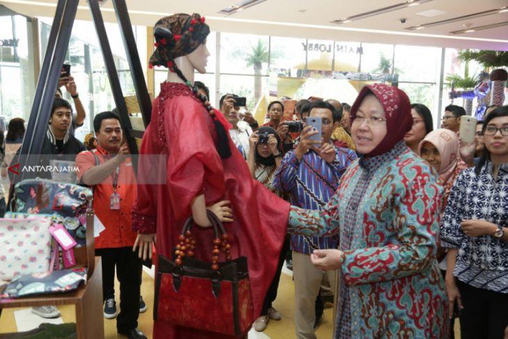 Risma Nilai Pergerakan Ekonomi di Surabaya Cepat