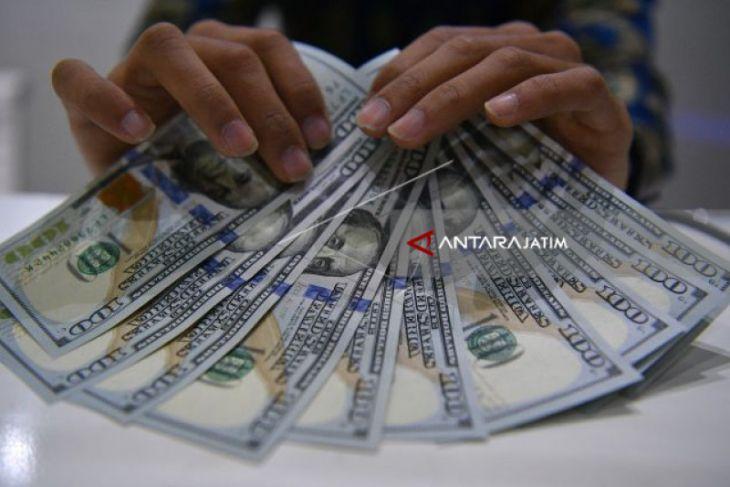 Dolar AS Tertekan Penurunan Saham