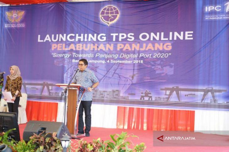 IPC Terapkan Tempat Penimbunan Daring di Lampung