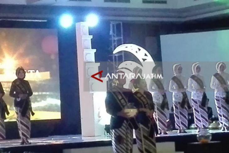 Anwar-Adine Siap Jadi Duta Wisata Kota Madiun 2018