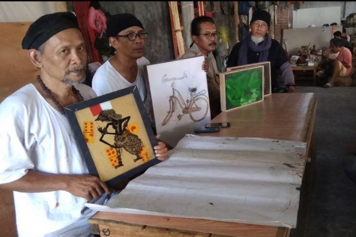 Seniman Tulungagung Ikuti Pameran