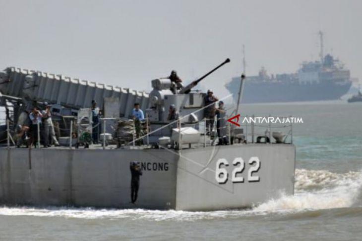 TNI AL Investigasi Penyebab Kebakaran KRI Rencong-622