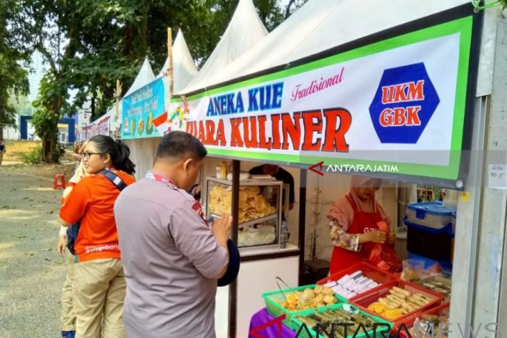Berburu Kuliner Nontunai di Asian Games 2018