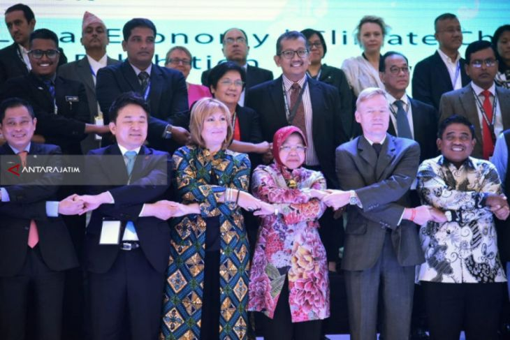 Surabaya Mayor Name Soled Candidate for UCLG-ASPAC President's Post