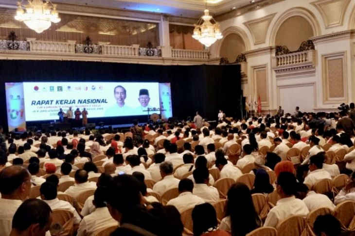 Caleg Tak Sosialisasikan Jokowi Terancam Sanksi