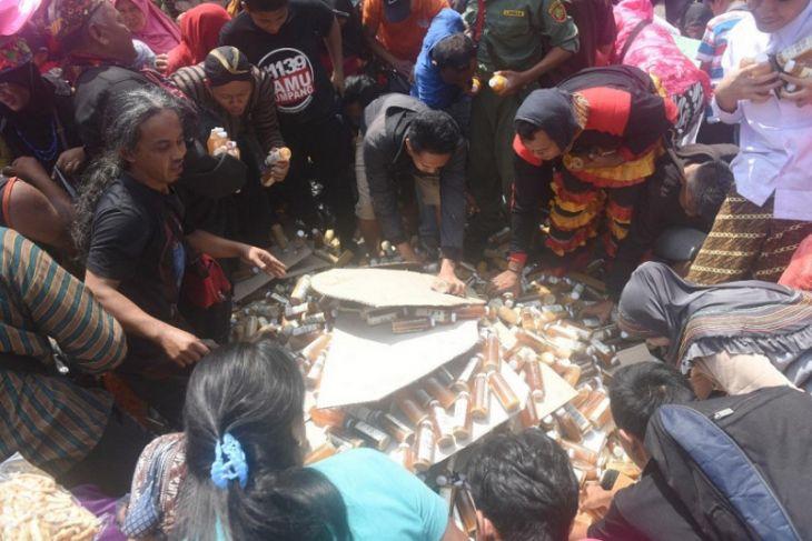 Di Kota Kediri, Digelar Festival Jamu