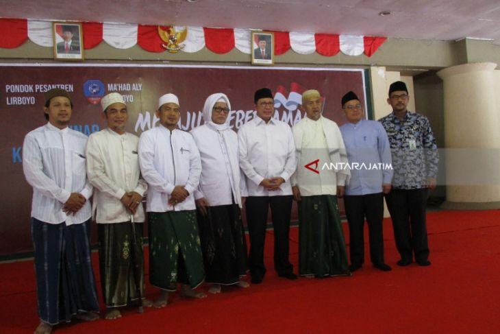 Menteri Agama Imbau Warga Tidak Terpecah Karena Perbedaan Aspirasi Politik Jelang Pemilu 2019 (Video)