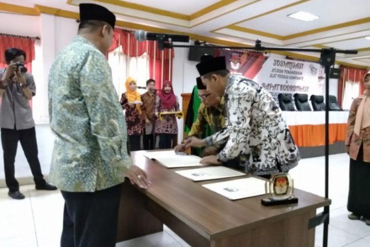 Seorang Jurnalis Jabat PAW Komisioner KPU Tulungagung
