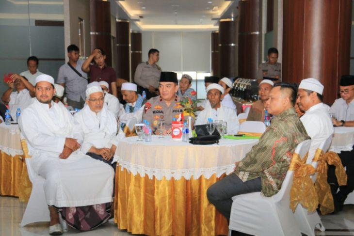 Polda Jatim Ajak FPI Redakan Potensi Konflik Selama Pemilu