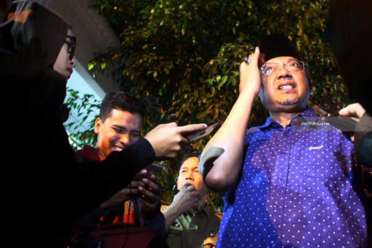 Soekarwo Tunggu Mendagri Tunjuk Plt Bupati Malang