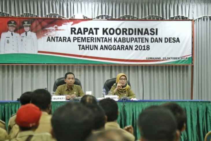 Bupati Lumajang Targetkan Pembangunan Infrastruktur Jalan Tuntas 3-4 Tahun