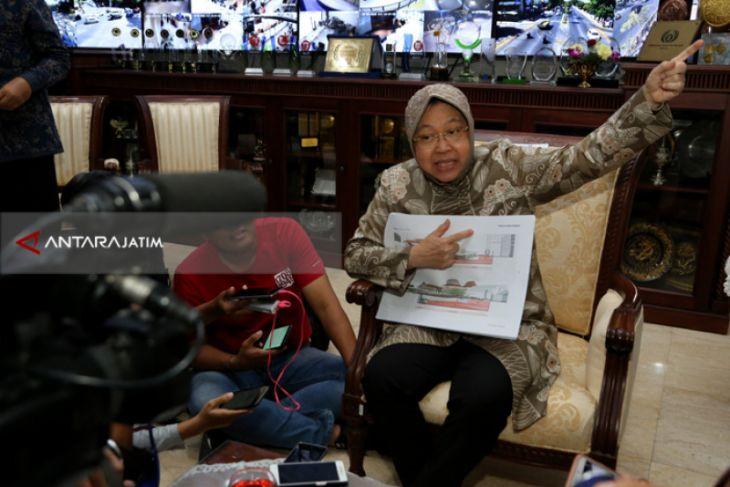 Risma : Gaji ke-13 PNS Surabaya Belum Bisa Dicairkan