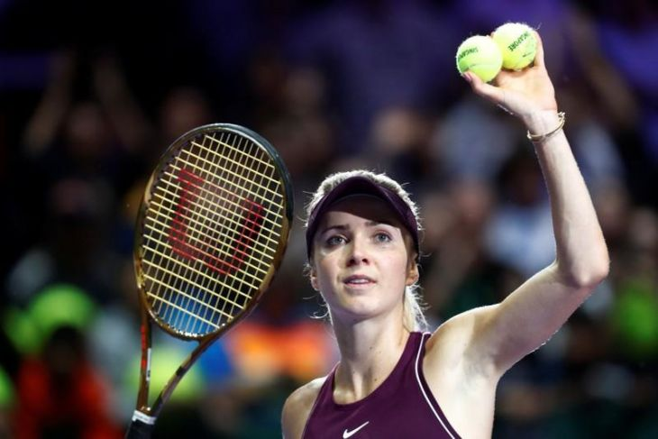Svitolina dan Stephens akan Berhadapan di Puncak WTA Final