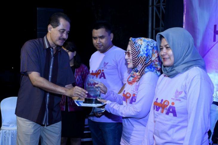 Kota Kediri Beri Penghargaan Kader WPA