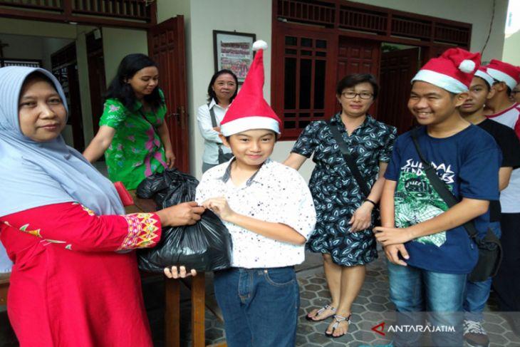 Pesan Damai Natal dari Pamekasan