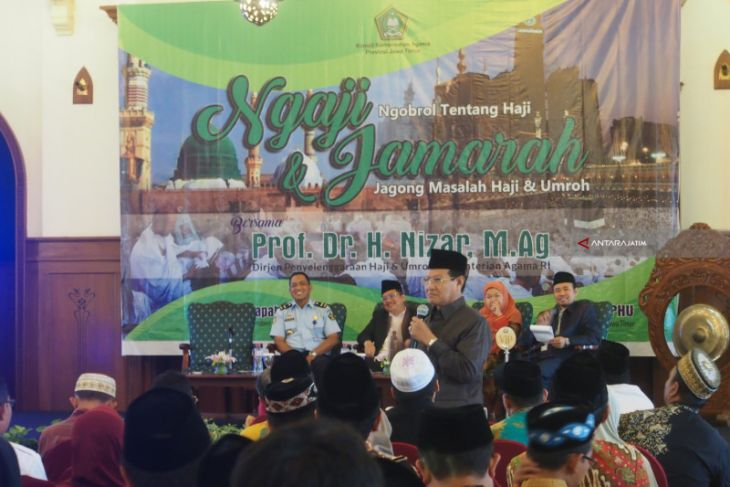 Kemenag Nyatakan Telah Rekomendasikan Tim Pemandu Haji Daerah