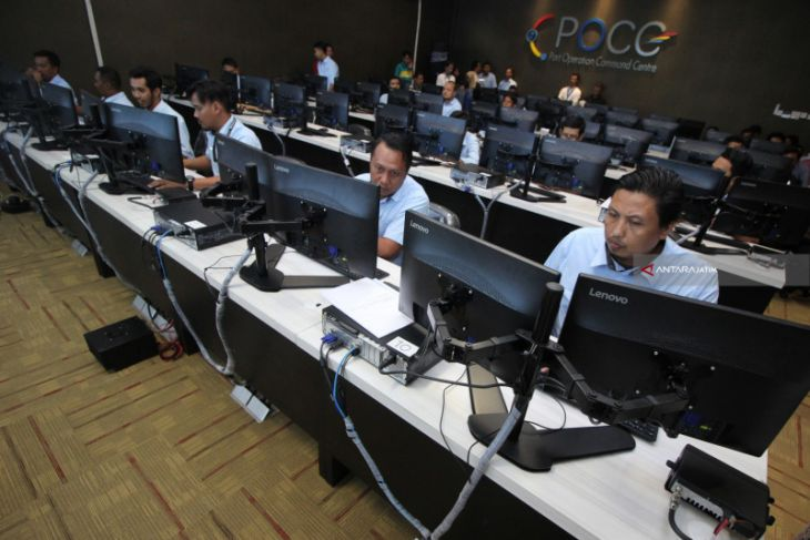 Pelindo Launches First National Opereation Command Center