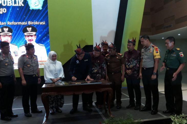 Imigrasi Surabaya Permudah Pengurusan Paspor di MPP