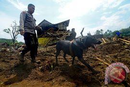 PT KAI Cirebon siagakan anjing pelacak selama lebaran