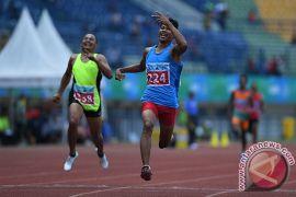 Jabar dan Jateng Bersaing Ketat di Cabor Atletik Peparnas