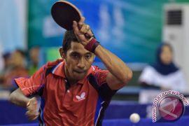 Jabar Diambang Juara Umum Tenis Meja
