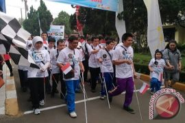 20 Siswa Tunanetra Akan Daki Gunung Manglayang