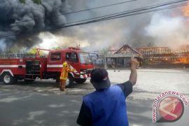 Januari-Juli Terjadi 112 Kebakaran di Bandung