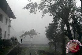 BMKG: Delapan wilayah jabar berpotensi hujan disertai angin