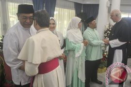 Plh Gubernur Jabar dampingi Presiden Shalat Id