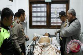 Pemilik Warung Nasi Ditembak Dua Orang Tak Dikenal