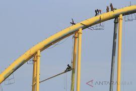 PII: Indonesia kekurangan tenaga pengangkatan-pemasangan konstruksi