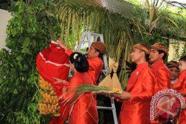 Prosesi Pernikahan Putri Jokowi
