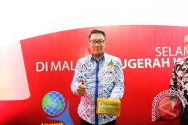 Ridwan Kamil Raih Penghargaan Anugerah Kihajar 2017