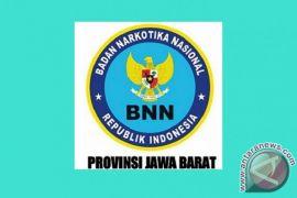 BNNP ungkap jaringan penyeludup sabu asal Medan