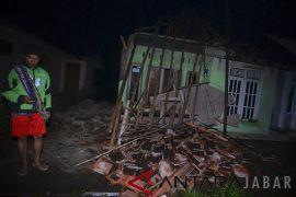 Sebanyak 188 Rumah di Kabupaten Ciamis Rusak Akibat Gempa